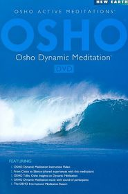 Dynamic Meditation DVD - (Region 1 Import DVD)