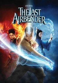 Last Airbender - (Region 1 Import DVD)
