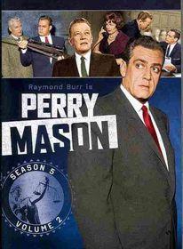 Perry Mason:Fifth Season Vol 2 - (Region 1 Import DVD)