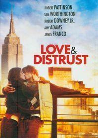Love & Distrust - (Region 1 Import DVD)