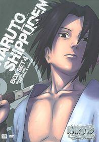 Naruto Shippuden Box Set 4 - (Region 1 Import DVD)