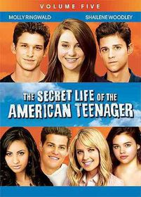 Secret Life of the American Tee Ssn 5 - (Region 1 Import DVD)