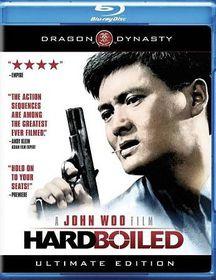 Hard Boiled - (Region A Import Blu-ray Disc)