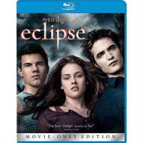 Twilight Saga:Eclipse (Movie Only) - (Region A Import Blu-ray Disc)