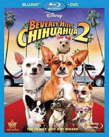 Beverly Hills Chihuahua 2 - (Region A Import Blu-ray Disc)