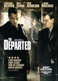 The Departed (2006)(DVD)