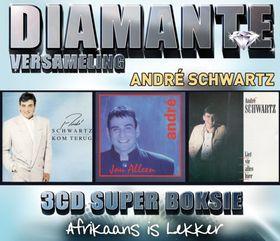 Schwartz Andre - Andre / Jou Alleen / Lief Vir Alles Hier (CD)