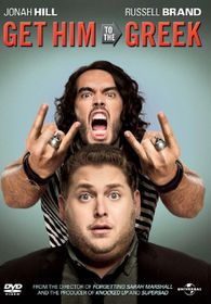 Get Him to the Greek (2010)(DVD)