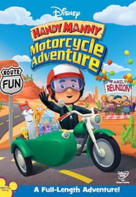 Handy Manny Motorcycle Adventure (DVD)