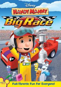 Handy Manny Big Race (DVD)