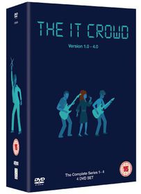 IT Crowd: Series 1-4, The - (parallel import)