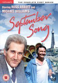 September Song: Series 1 - (Import DVD)