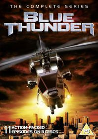 Blue Thunder: The Complete Series - (Import DVD)
