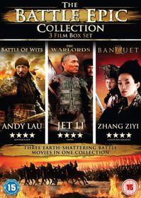 The Battle Epic Collection - (Import DVD)