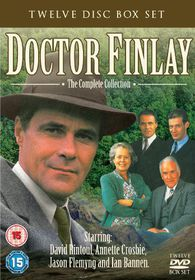 Doctor Finlay: The Complete Series 1-4 - (Import DVD)