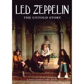 Led Zeppelin: The Untold Story - (Import DVD)