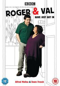 Roger and Val Have Just Got in - (Import DVD)