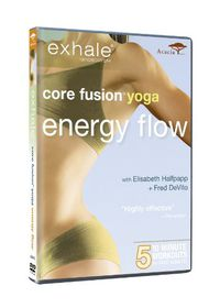 Exhale Core Energy: Flow Yoga - (Import DVD)