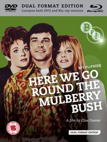 Here We Go Round the Mulberry Bush - (Import Blu-Ray Disc)