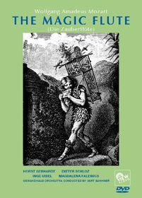 Magic Flute: Gewandhaus (Banhner), The - (Import DVD)