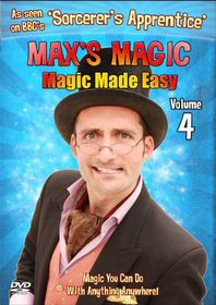 Max's Magic: Volume 4 - The Mystical and the Mental - (Import DVD)