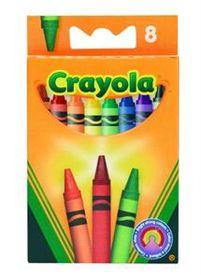 Crayola - 8 Crayons