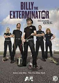 Billy the Exterminator:Season 1 - (Region 1 Import DVD)