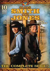 Alias Smith and Jones:Complete Series - (Region 1 Import DVD)