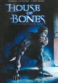 House of Bones - (Region 1 Import DVD)