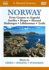 Musical Journey:Norway (from Gaupne - (Region 1 Import DVD)