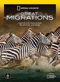 Great Migrations - (Region 1 Import DVD)