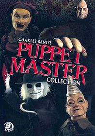 Puppet Master Collection - (Region 1 Import DVD)