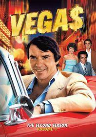 Vegas:Second Season Vol 1 - (Region 1 Import DVD)