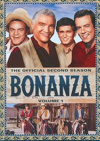 Bonanza:Official Second Season Vol 1 - (Region 1 Import DVD)
