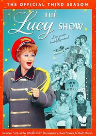 Lucy Show:Official Third Season - (Region 1 Import DVD)