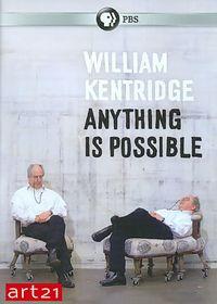 William Kentridge:Anything is Possibl - (Region 1 Import DVD)