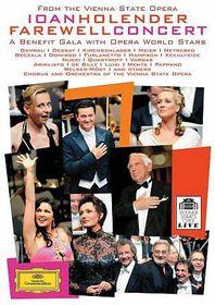 Netrebko / Domingo / Quasthoff - Ioan Holender Farewell Concert (DVD)