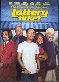 Lottery Ticket - (Region 1 Import DVD)