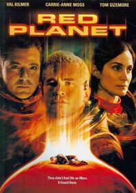 Red Planet - (Region 1 Import DVD)