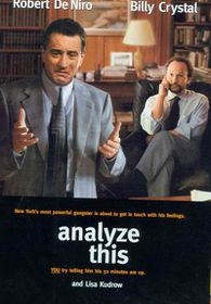 Analyze This - (Region 1 Import DVD)