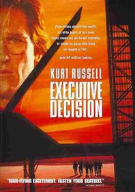 Executive Decision - (Region 1 Import DVD)