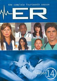 Er:Complete Fourteenth Season - (Region 1 Import DVD)