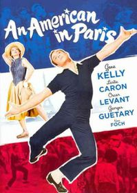 American in Paris - (Region 1 Import DVD)