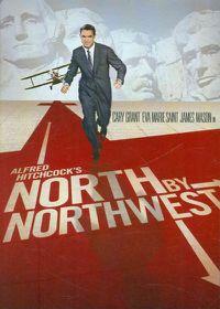 North by Northwest - (Region 1 Import DVD)