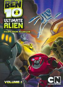 Ben 10 Ultimate Alien:Volume 1 - (Region 1 Import DVD)