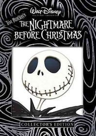 Nightmare Before Christmas - (Region 1 Import DVD)