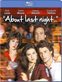 About Last Night - (Region A Import Blu-ray Disc)