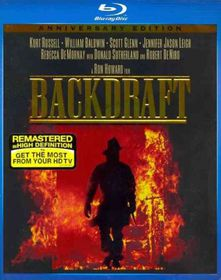 Backdraft (Anniversary Edition) - (Region A Import Blu-ray Disc)