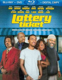 Lottery Ticket - (Region A Import Blu-ray Disc)