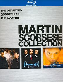Martin Scorcese Collection - (Region A Import Blu-ray Disc)